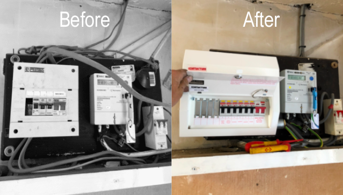 Southwood Electrical comp